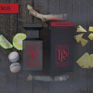 Smaržas MUSK & CITRUS by REFAN