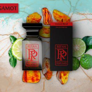 Smaržas AMBER & BERGAMOT by REFAN