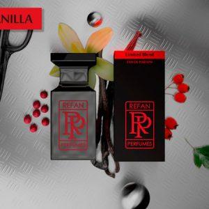Smaržas METALLIC VANILLA by REFAN