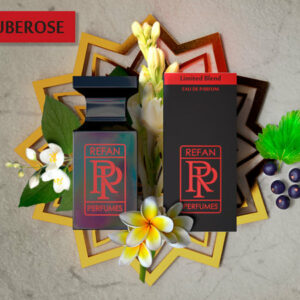 Smaržas JASMINE & TUBEROSE by REFAN