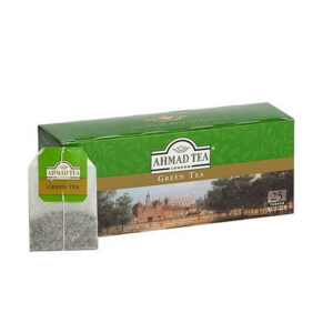 AHMAD Tēja Green Classic Tea. Green Tea. (25 gb  2 gr) 50g