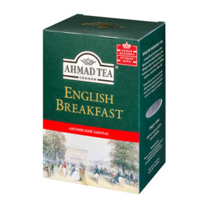 AHMAD Tēja  Black Tea English Breakfast 100g