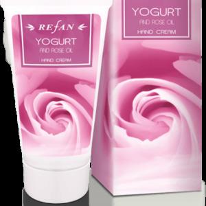 REFAN Roku krēms «Jogurts un rožu eļļa»