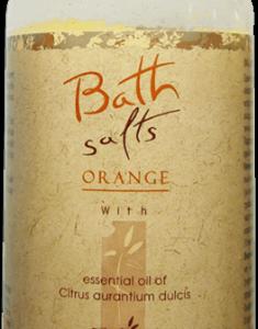 """REFAN Aromterāpijas vannas sāls """"Apelsīns"""""""