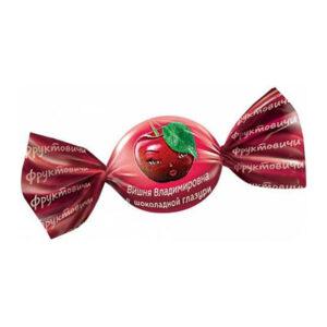 Sveramie ķirši šokolādes glazūrā «Фруктовичи» 1kg
