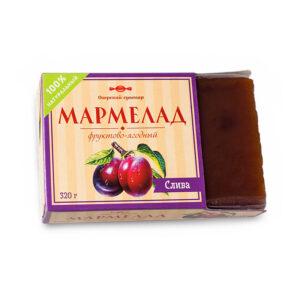 Marmelāde «Озерский сувенир» «Слива» 320g