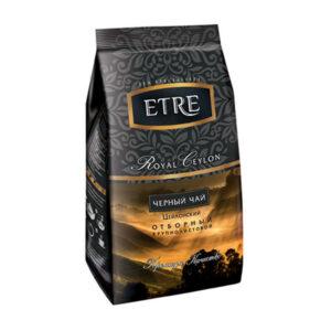 """Beramā melnā tēja """"Etre Royal Ceilon"""" 200g"""