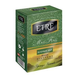 """Beramā zaļā tēja """"Etre Mao Feng"""" 100g"""