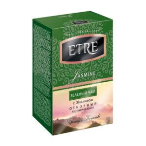 """Beramā zaļā tēja """"Etre"""" ar jasmīnu 100g"""