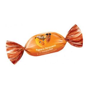 Žāvētas aprikozes ar mandelēm šokolādes glazūrā «Фруктовичи» 500g