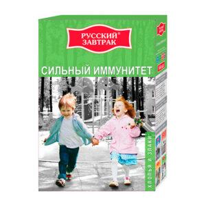 2 graudu pārslas Stipra imunitāte ТМ «Русский завтрак» 240g