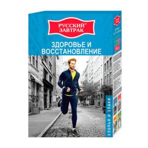 4 graudu pārslas Veselība un atveseļošanās ТМ «Русский завтрак» 240g