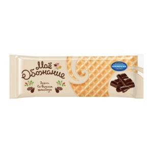 "Vafeles ""Мое обожание"" ar šokolādes garšu 150g"