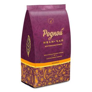 """Ugunspuķes medus tēja """"Родной"""" 400g"""