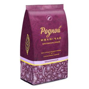 """Ugunspuķes tēja """"Родной"""" tradicionālā 400g"""