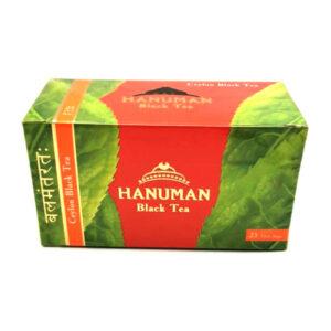 Melnā Ceilonas tēja «Hanuman Ceylon Black Tea» (25 gab) 50g