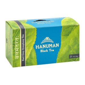 "Melnā Ceilonas tēja ar bergamotu HANUMAN ""Earl Grey Symphony Tea"" (25 gab.) 50g"