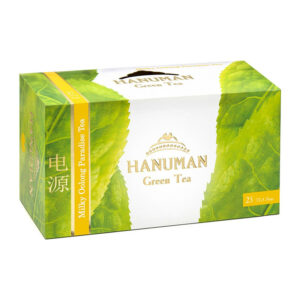 """Hanuman """"Milky Oolong Paradise Tea"""" zaļā tēja ar piena un krējuma aromātu (25 gab) 50g"""