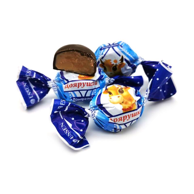 "Sveramās piena konfektes ESSEN ""Доярушка"" 1kg"