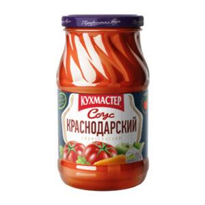 """""""Краснодарский"""" iecienīta mērce 480g"""