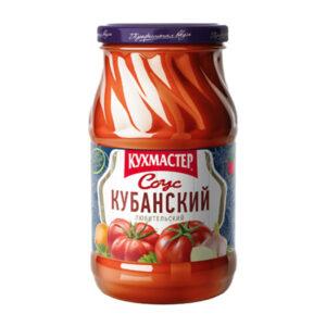 """""""Кубанский"""" iecienīta mērce 480g"""