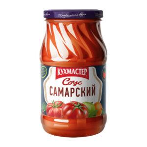 """Самарский"" tomātu mērce 480g"