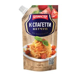 """Kečups """"К спагетти"""" 260g"""