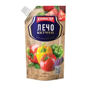 "Kečups ""Lecho"" 260g"