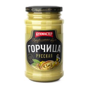 """Krievu sinepes """"Русская"""" 190g"""