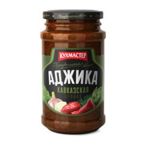 """Kaukāzu adžika """"Кавказская"""" 190g"""
