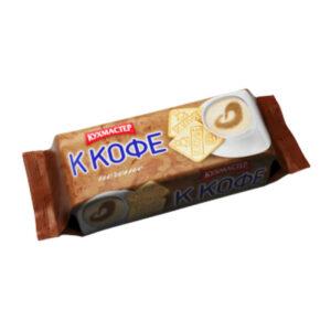 """Cukura cepumi """"К кофе"""" pie kafijas 220g"""