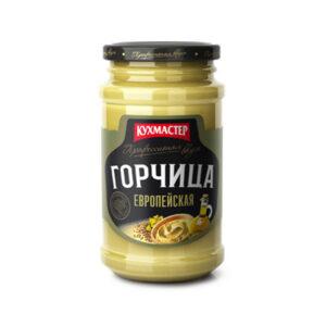 """Galda sinepes """"Европейская"""" 190g"""