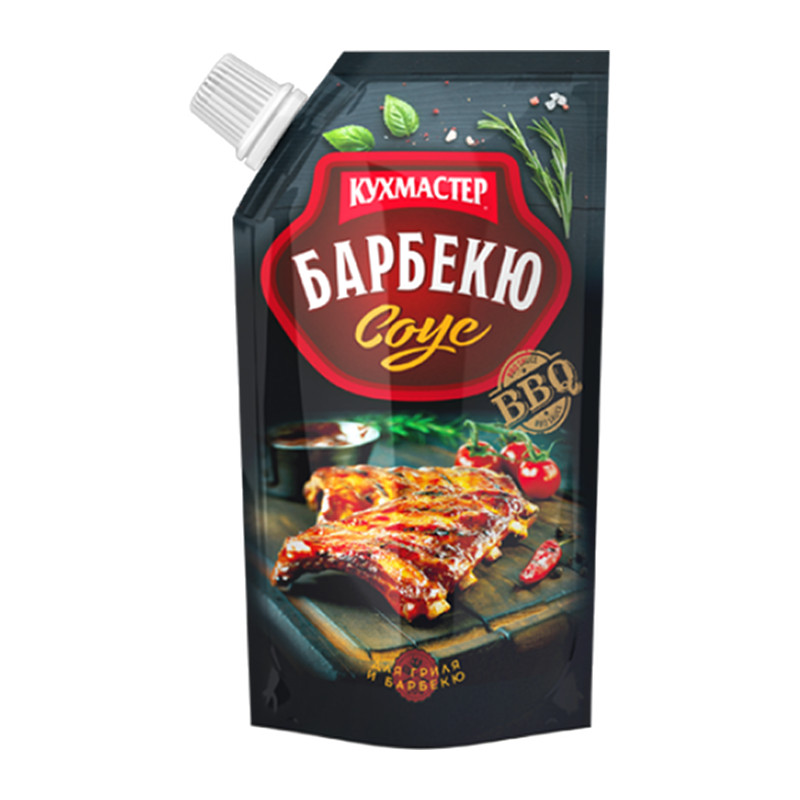 "Barbekjū mērce ""Барбекю"" 260g"