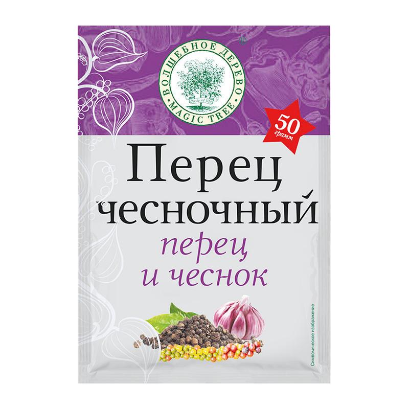 "Garšvielu maisījums ""Перец чесночный"" 50g"