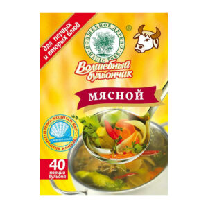 """Gaļas buljons """"Волшебный бульончик"""" 100g"""
