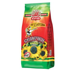 Grauzdētas Premium saulespuķu sēklas 500g