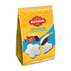 Fasēti prjaņiki «Яшкино» cukura glazūrā 350g
