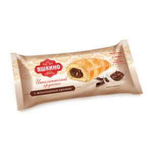 Kruasāni «Яшкино» ar šokolādes krēmu 45g