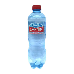 Ledāja kušanas dzeramais gāzētais ūdens «Джигем» 500ml