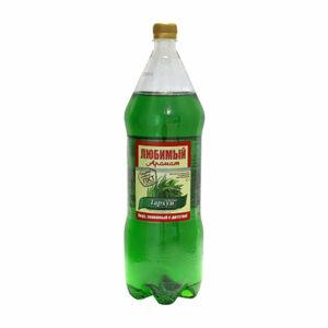 "Padomju receptes limonāde ""Любимый аромат"" Tarhūns 2l"