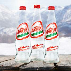 Ledāja kušanas dzeramais negāzēts ūdens «Джигем» 500ml
