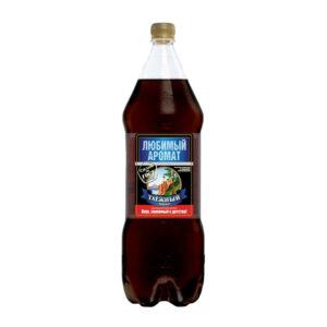 """Padomju receptes limonāde """"Любимый аромат"""" Taigas 2l"""