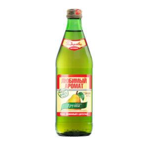 """Padomju receptes limonāde """"Любимый аромат"""" Bumbieris 450ml"""