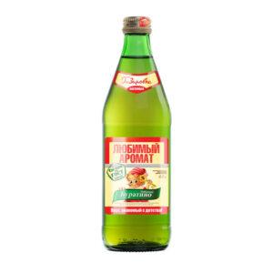"Padomju receptes limonāde ""Любимый аромат"" Buratino 450ml"