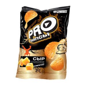 «PRO-čipsi» ar siera garšu 60g