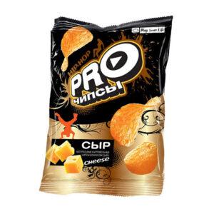 «PRO-čipsi» ar siera garšu 150g