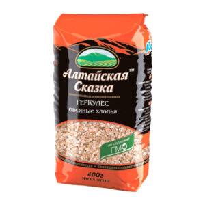 Auzu pārslas ТМ «Алтайская Сказка»® 400g