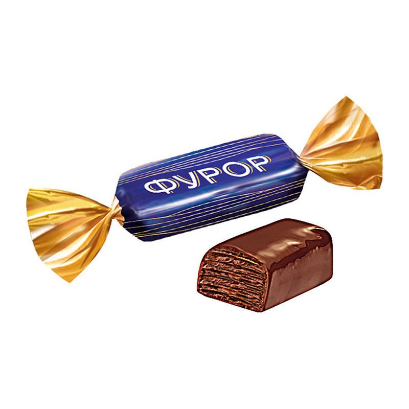 Sveramās konfektes «Фурор» 1kg