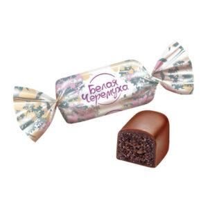 Sveramās konfektes «Белая черёмуха» 1kg
