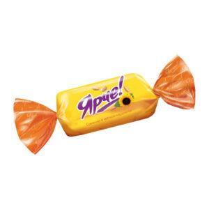 Sveramās konfektes «Ярче!» ar saulespuķu sēklām 500g